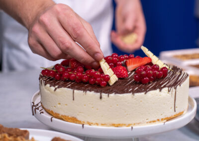 patisserie taart